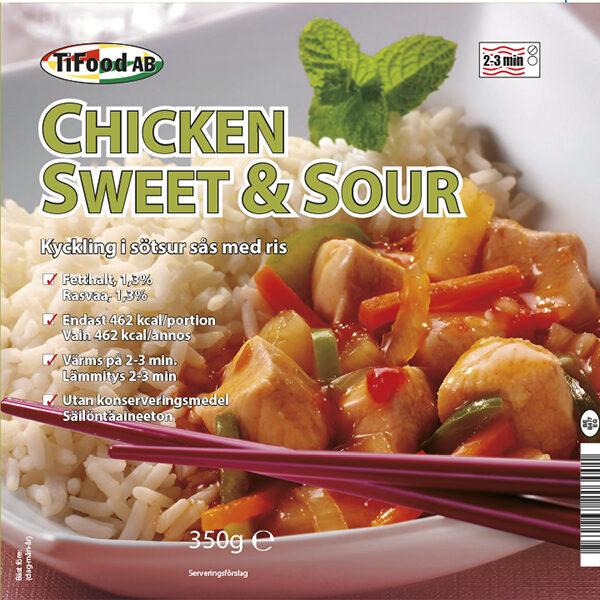 20300 Chicken Sweet & Sour
